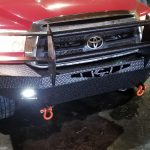 Custom Bumper Whitefish